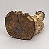 Buddha, ming-tyylinen, mahdollisesti 1700-luku.