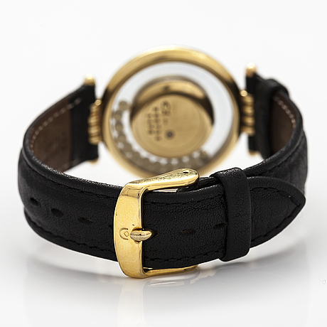 Chopard, happy diamonds armbandsur, 31 mm.
