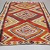 A rug, kilim 307 x 170 cm.
