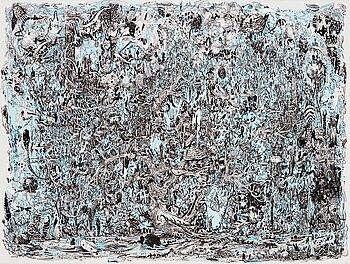 """1123. Peter Köhler, """"Untitled""""."""