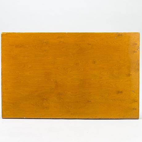 Ilmari tapiovaara, x-jalallinen pÖytÄ, 1950-luvun alku.