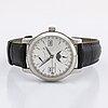 Jaeger-le coultre, master calendar, wristwatch, 40 mm.