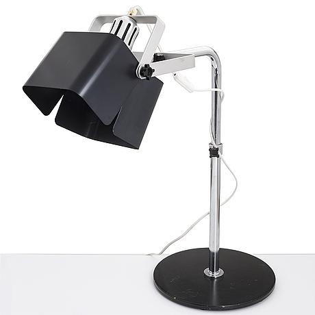 YrjÖ kukkapuro, a 1960's table lamp '100' for haimi.