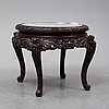 A chinese wood table from the 1900's.