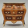 A swedish rococo 18th century commode presumably by gustaf foltiern (master in stockholm 1771-1804).