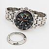 Zenith, el primero, rainbow, flyback, kronograf, armbandsur, 40 mm.