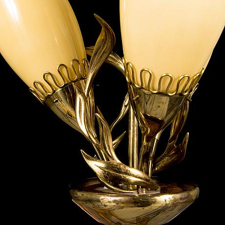 Mauri almari, a mid 20th century, '71020' chandelier for idman.