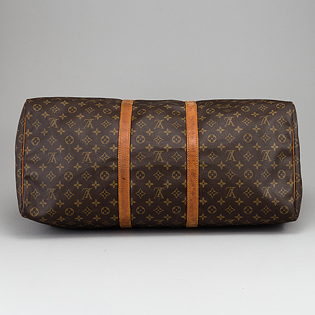 Louis vuitton, weekendbag, 'monogram keepall 60'.
