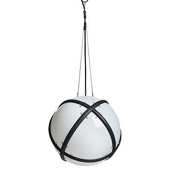 """1003. Lars Englund, a """"Skelder"""" ceiling lamp for Skelder AB, Sweden, post 1993-94."""