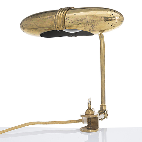 Mauri almari, a mid-20th century desk light for idman.