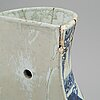 A blue and white wall cistern, qing dynasty, kangxi (1662-1722).