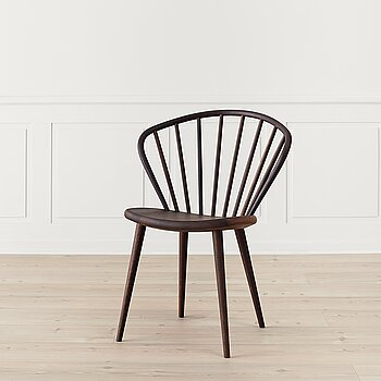 "A ""Miss Holly"" chair by Jonas Lindvall for Stolab 2020. Chair No. 4/12."
