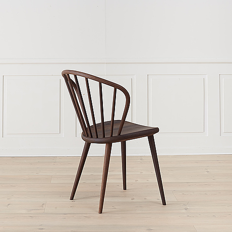 "A ""miss holly"" chair by jonas lindvall for stolab 2020. chair no. 9/12."