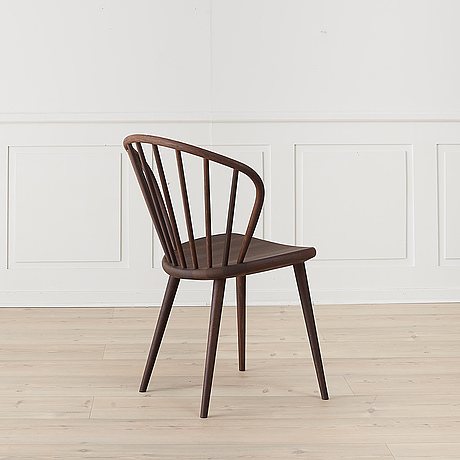 "A ""miss holly"" chair by jonas lindvall for stolab 2020. chair no. 3/12."