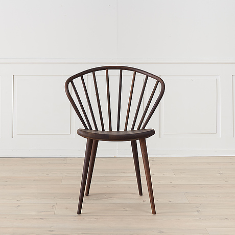 "A ""miss holly"" chair by jonas lindvall for stolab 2020. chair no. 1/12."