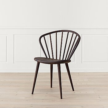 "A ""Miss Holly"" chair by Jonas Lindvall for Stolab 2020. Chair No. 7/12."