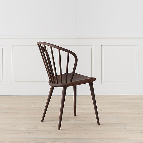 """A """"miss holly"""" chair by jonas lindvall for stolab 2020. chair no. 7/12."""