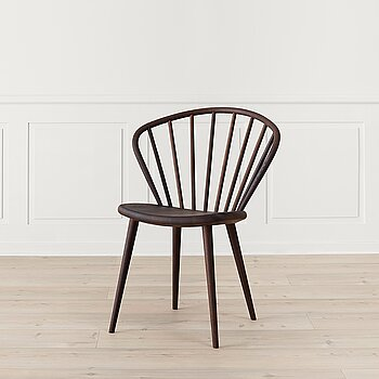 """A """"Miss Holly"""" chair by Jonas Lindvall for Stolab 2020. Chair No. 8/12."""