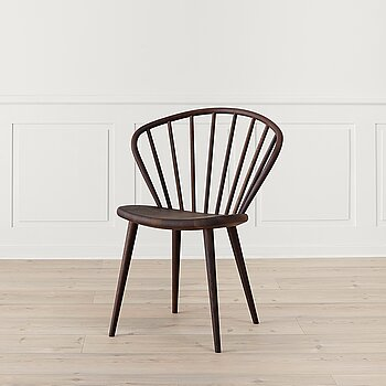 "A ""Miss Holly"" chair by Jonas Lindvall for Stolab 2020. Chair No. 2/12."