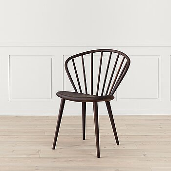 """A """"Miss Holly"""" chair by Jonas Lindvall for Stolab 2020. Chair No. 5/12."""