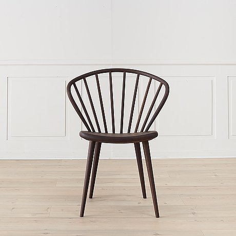 "A ""miss holly"" chair by jonas lindvall for stolab 2020. chair no. 5/12."