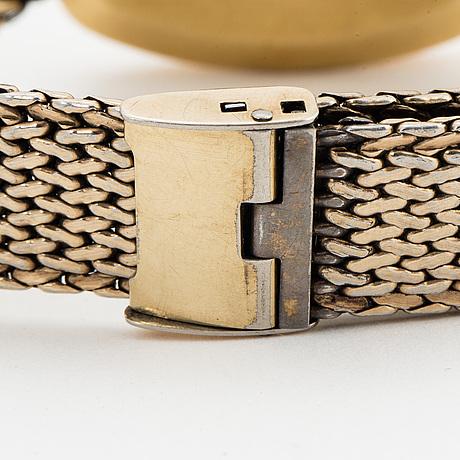 Certina, new art, wristwatch, 34 x 35 mm.