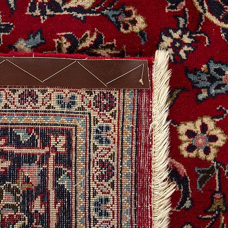 A semiantique kesahan carpet ca 306 x 200 cm.
