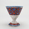 Guido gambone - bowl, signed, italy, 1950's-60's.