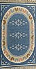 Anna-johanna ÅngstrÖm, a signed flatweave carpet ca 200 x 138 cm.