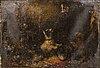 OkÄnd konstnÄr 1800-tal , oil on canvas, england, indistinct signature.
