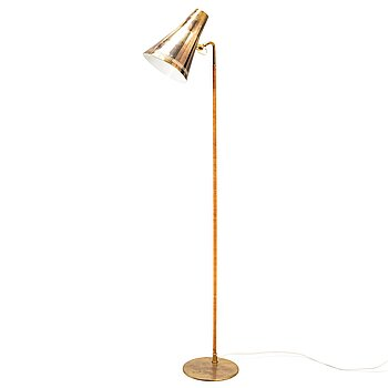 PAAVO TYNELL, A mid 20th century '9628' floorlamp for Idman Finland.
