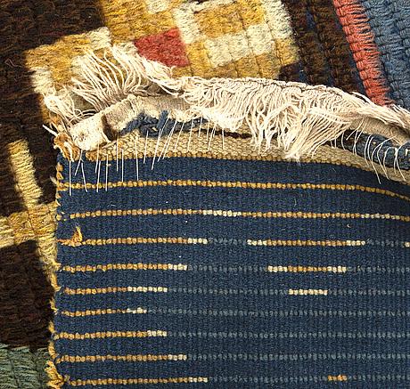 A swedish 1930/40's pile rug ca 364 x 238 cm.