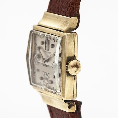 Longines, armbandsur, 20 x 21 mm.