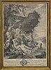 Jacques philippe le bas, copper engraving, 18th century.
