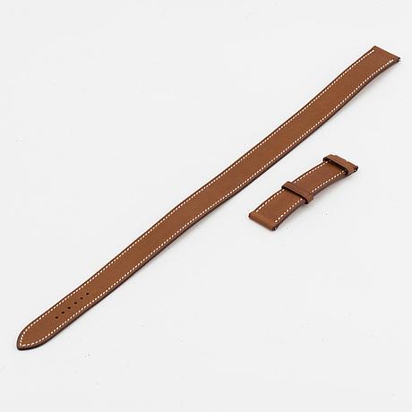 HermÈs, cape cod, wristwatch, 29 x 40 mm.