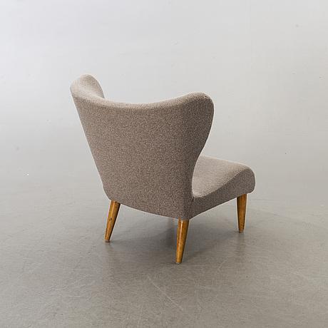 Easy chair, swedish modern, 1940's.