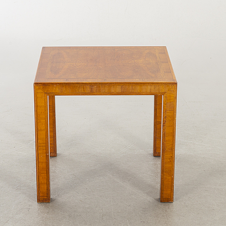 A side table, art deco, 1930-/1940's.