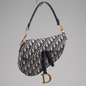 """CHRISTIAN DIOR, handbag, """"Saddle bag""""."""