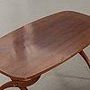 Coffee table, westbergs möbler tranås, 1950's, ascribed david rosén.