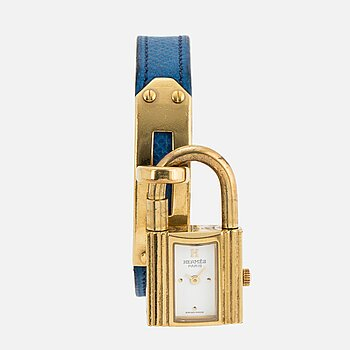 HERMÈS, A watch 'Kelly Lock'.