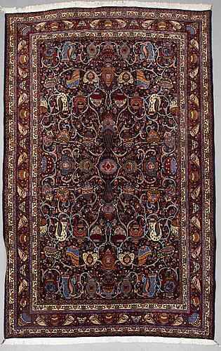 Matto kashmar, probably, ca 323 x 205 cm.