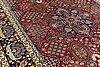 A carpet, najafabad, ca 420 x 295 cm.