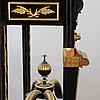 Spegel, empire, 1800-talets första hälft.