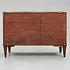 A late gustavian commode.