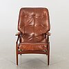 A second half of the 20th century armchair.