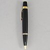 Montblanc, a 'bohème' ball point pen, with case.