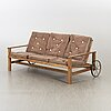 A garden couch, elsa stackelberg for fri form.