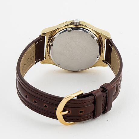 Omega, genève, armbandsur, 36 mm.