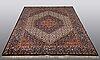 A carpet, moud 241 x 173 cm.