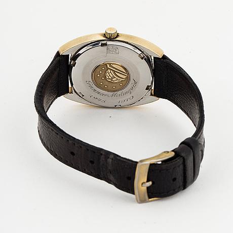 Omega, constellation, chronometer, wristwatch, 35 mm,